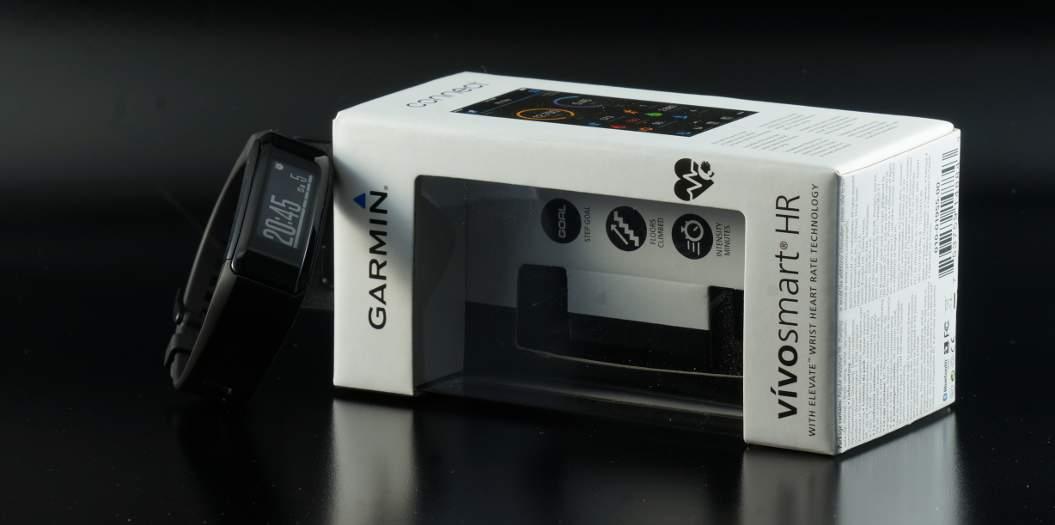 garmin vivosmart hr review fitness gadgets. Black Bedroom Furniture Sets. Home Design Ideas
