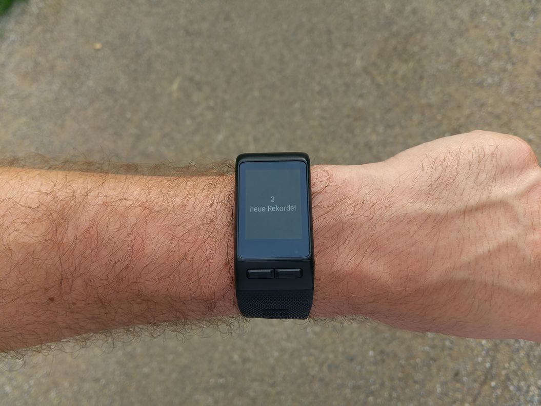 Garmin Vivoactive HR Review - GPS watch for athletes