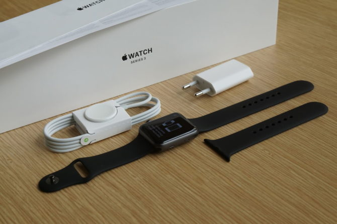Apple Watch 3 Unboxing