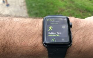 Apple Watch 3 Review: Running