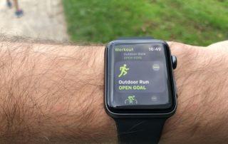 Apple Watch 3 Review: Running