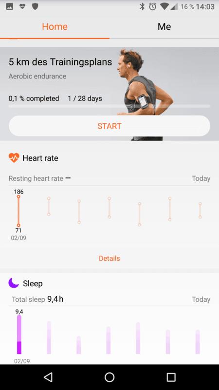 Huawei Health App - Fitness Gadgets