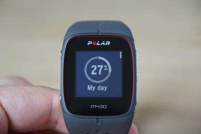 Polar M430 Tracker