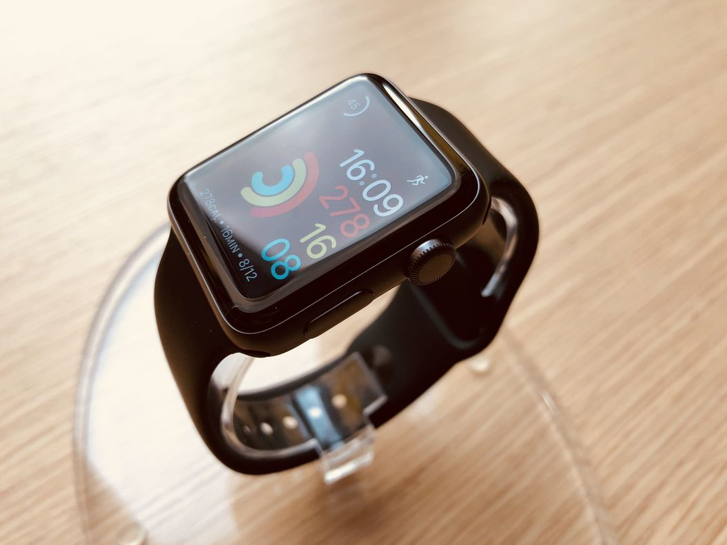 Apple Watch 3 Display