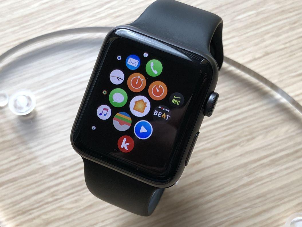 Apple Watch 3 Apps
