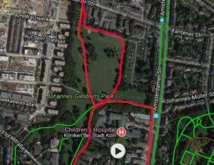 Vivoactive 3 GPS accuracy