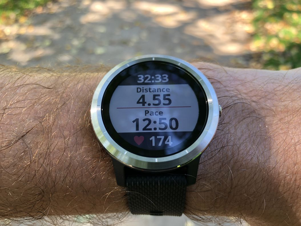 Vivoactive 3 - GPS, Heart Rate Accuracy, Swimming and More (Part 2