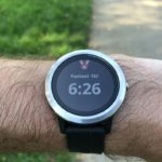 Vivoactive 3 records