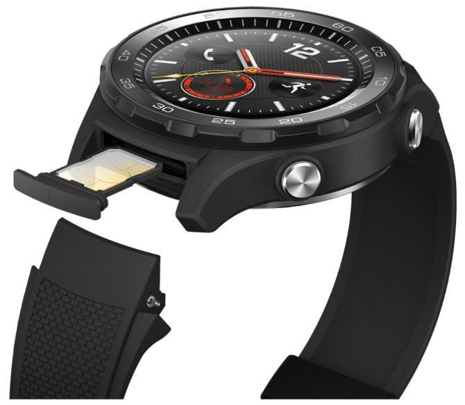 Huawei Watch 2 SIM (Source: Huawei)