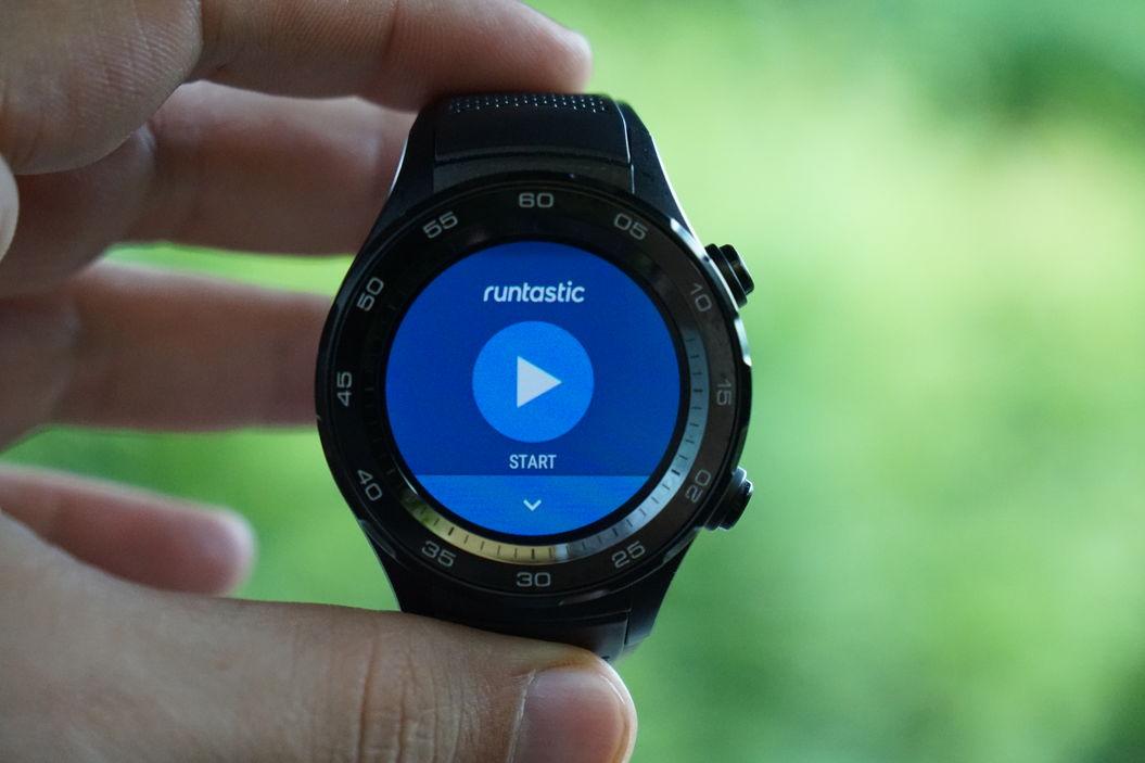 Huawei Watch 2 Runtastic