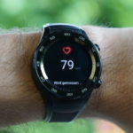 Huawei Watch 2 heart rate measurement