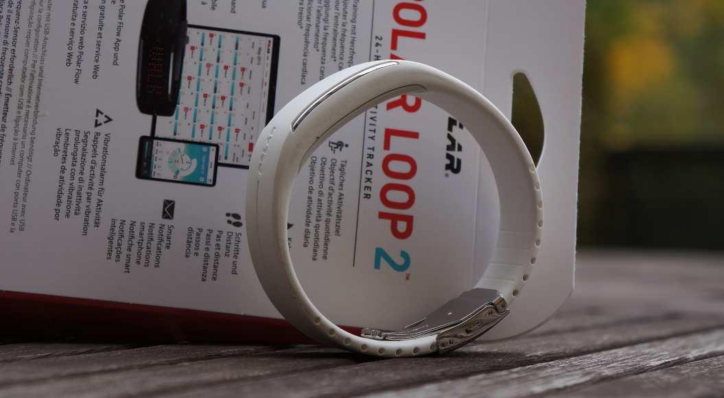 Polar Loop 2 Step Tracker Wristband