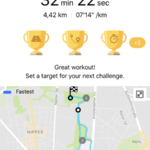 Gear Fit 2 Pro & Samsung Health App