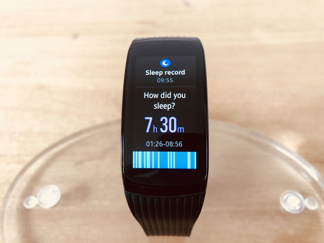 how to find samsung gear fit 2