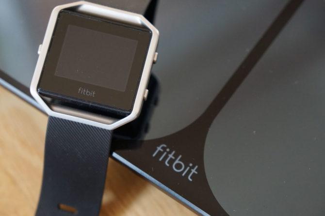 Complementary Fitbit Tracker Blaze