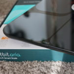 Fitbit Aria glass surface