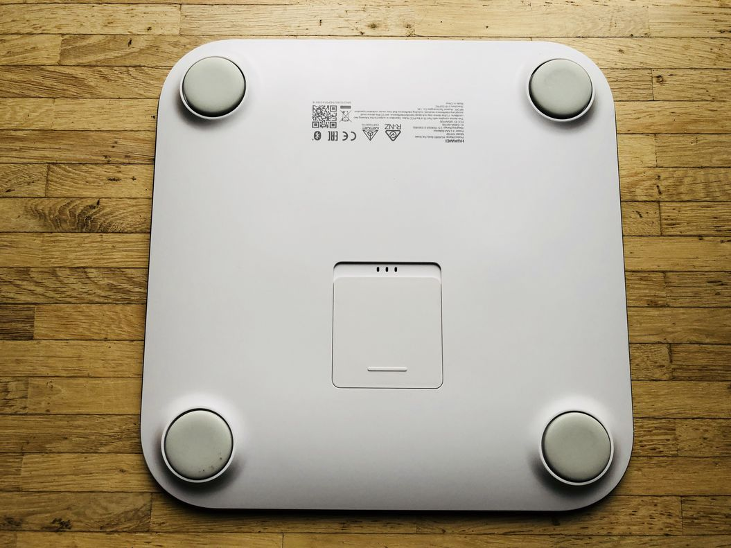 Withings Body Cardio Scale >> Huawei Body Fat Scale AH100 Review - Fitness Gadgets