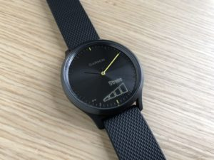 Garmin Vivomove HR Stresslevel