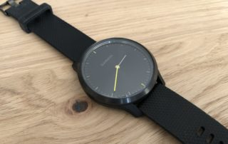 Review Garmin Vivomove HR