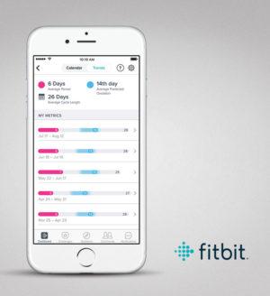 Fitbit Versa – Female Health Tracking