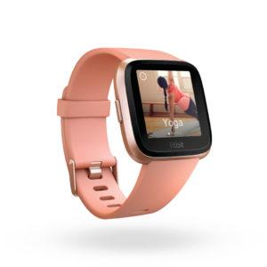 Fitbit Versa Display (Image: Fitbit)