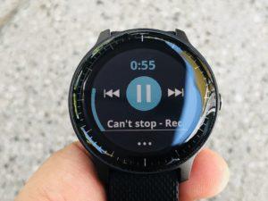 Garmin Vivoactive 3 Music Music Widget