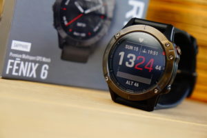 Garmin Fenix 6 in the test