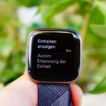 Fitbit Versa 2: Training Options