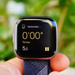 Fitbit Versa 2: Training pages
