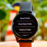Garmin Venu: Data fields