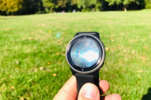 Garmin Venu Display: When things go badly