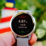 Garmin Vivoactive 4: End of training