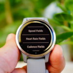 Garmin Vivoactive 4: Data fields