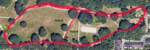 Garmin Vivoactive 4: GPS Accuracy