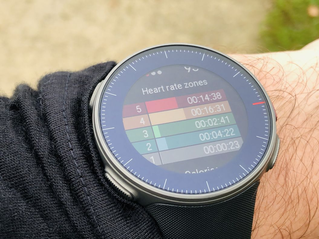 Polar Vantage under review: everything you need to know