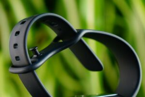Fitbit Versa 3: intricate clasp
