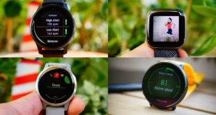 From the fitness watch tests: the best models 2020