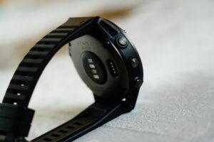 Garmin Fenix 6 heart rate monitor
