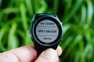 Garmin Forerunner 745: GPS Settings