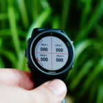 Garmin Forerunner 745: Data fields
