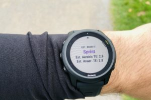 Garmin Forerunner 745: Training Suggestions