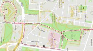 Polar Grit X: GPS accuracy