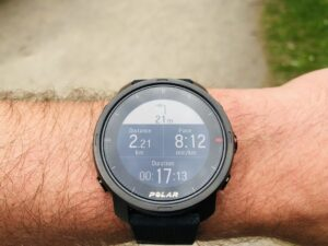Polar Grit X: turn-by-turn directions