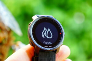 Polar Grit X: FuelWise Energy Reserve Assistant