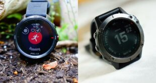 Comparison: Polar Grit X versus Garmin Fenix ​​6