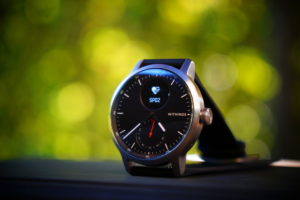 Withings ScanWatch: SpO2