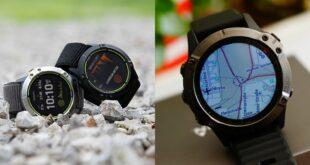 Garmin Enduro (left) or Fenix 6 Pro: comparison